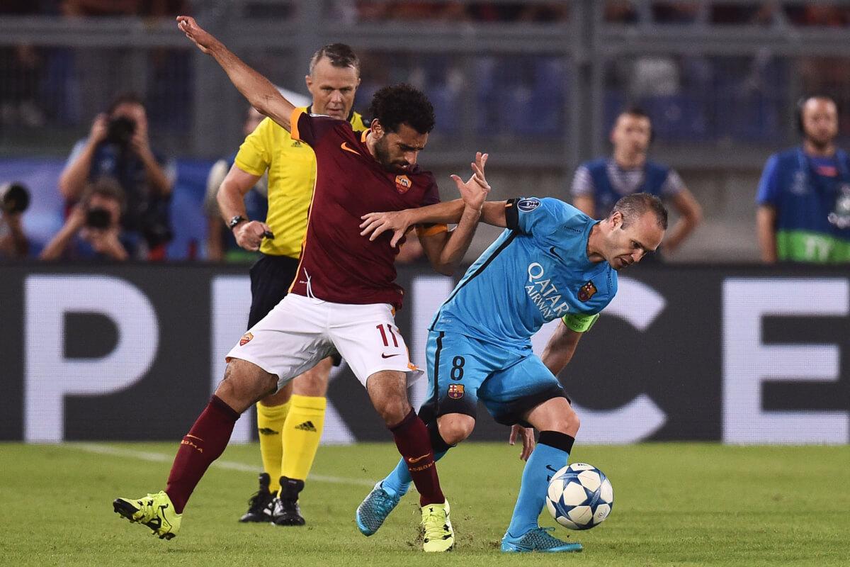 Barcelona verliest punten in Rome