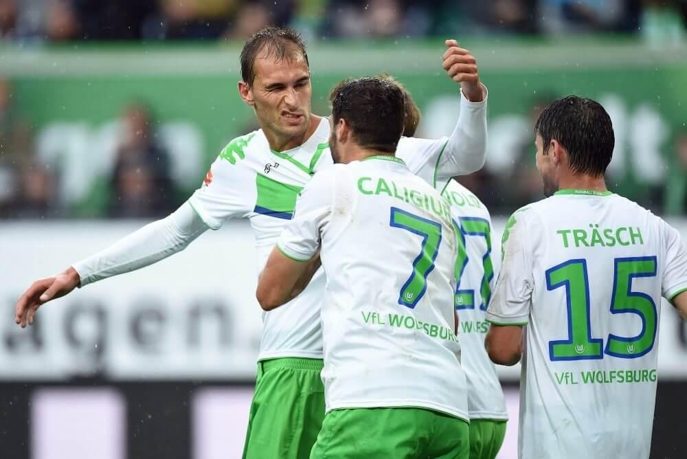 Dost weer de held van Wolfsburg