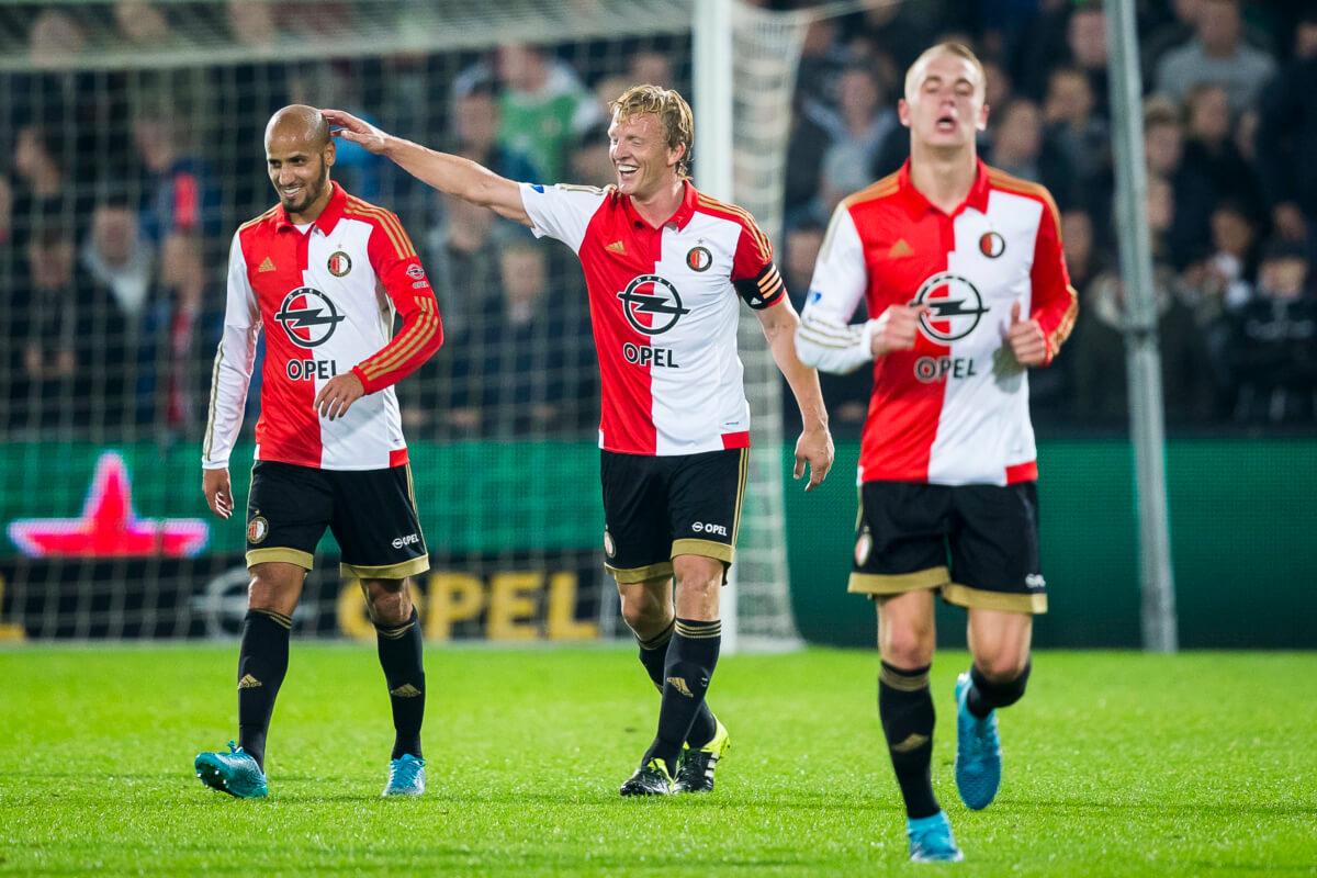 Samenvatting Feyenoord-PEC Zwolle (3-0)