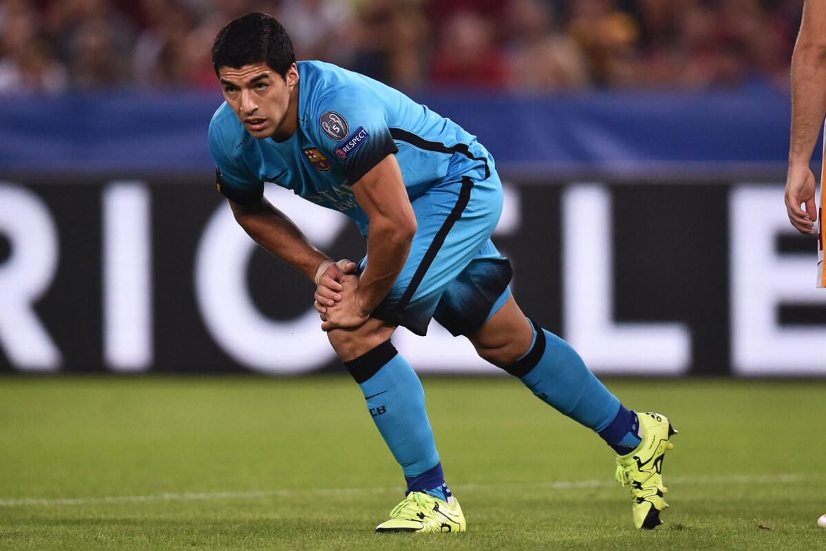 Suarez vindt het een gelukje