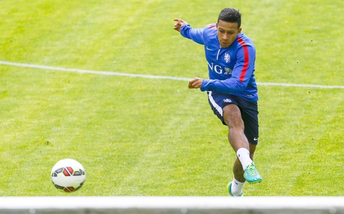 Zieke goal Memphis op Oranje-training