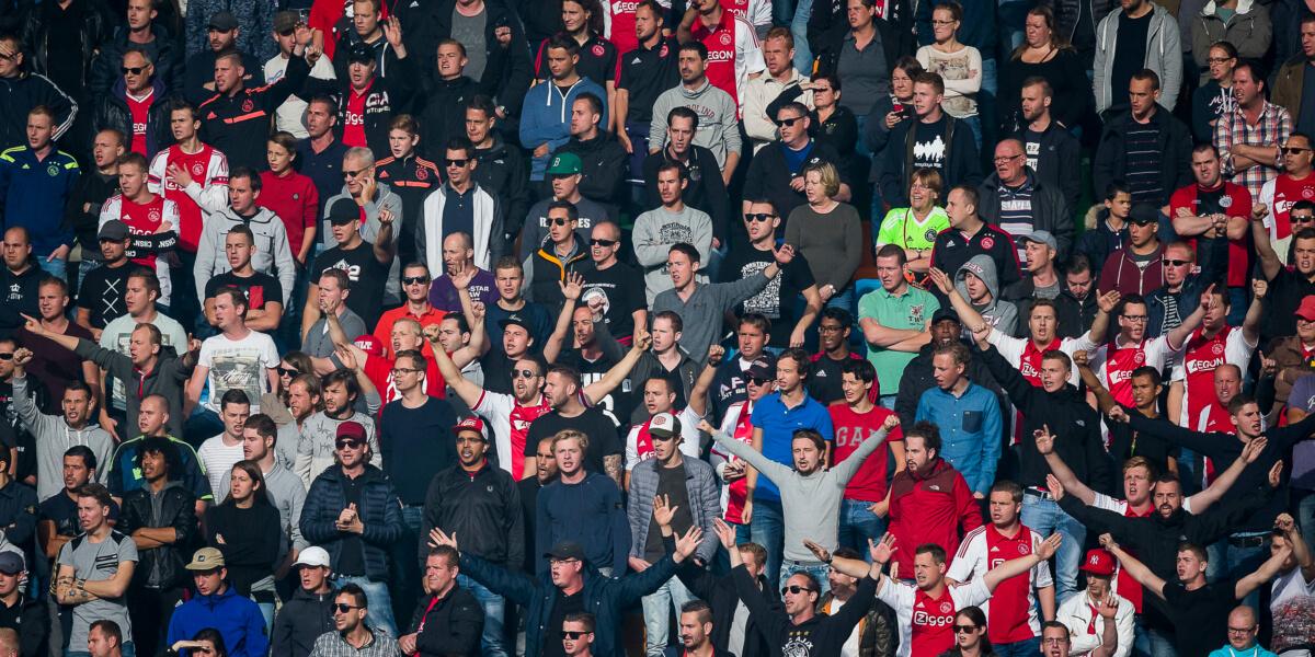 Ajax-fans gaan ingang ArenA blokkeren