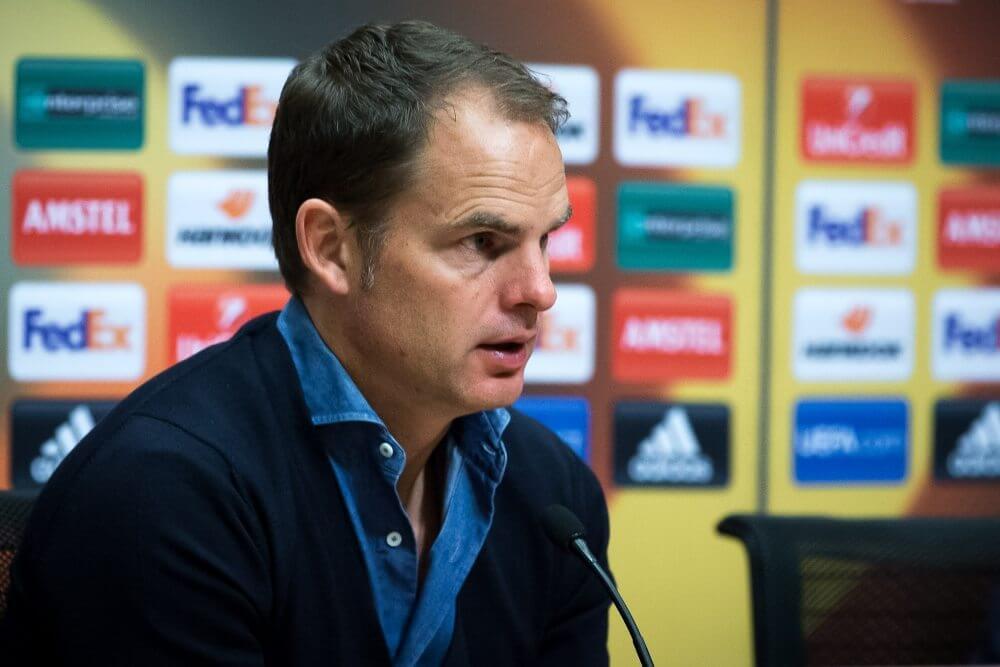 Ajax vindt opvolger De Boer in Eredivisie