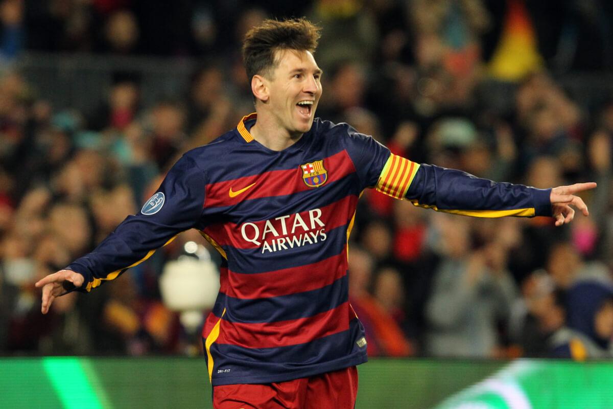 'City wil Messi astronomisch salaris betalen'