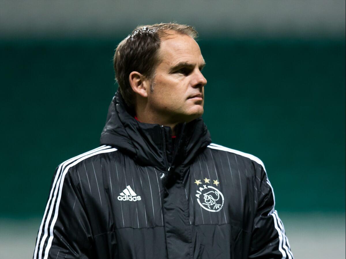 De Boer mag geen interview geven op Celtic-veld