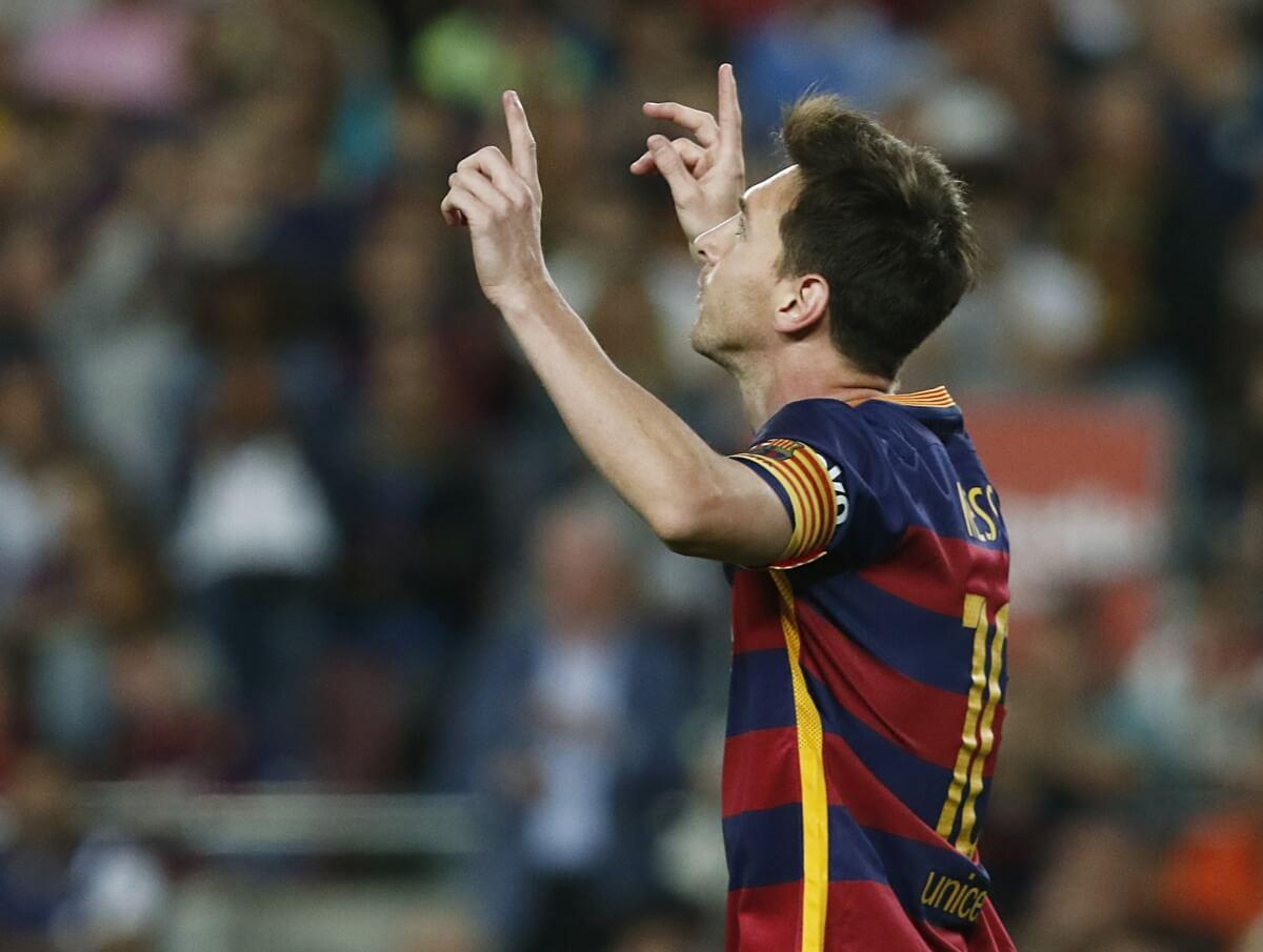 'Messi wil naar Premier League'