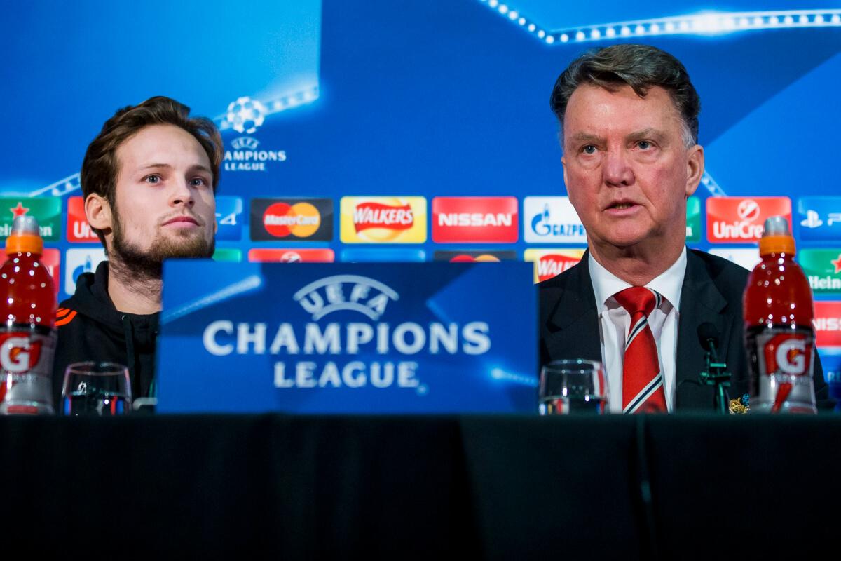 Van Gaal: PSV is een moeilijk team om van te winnen
