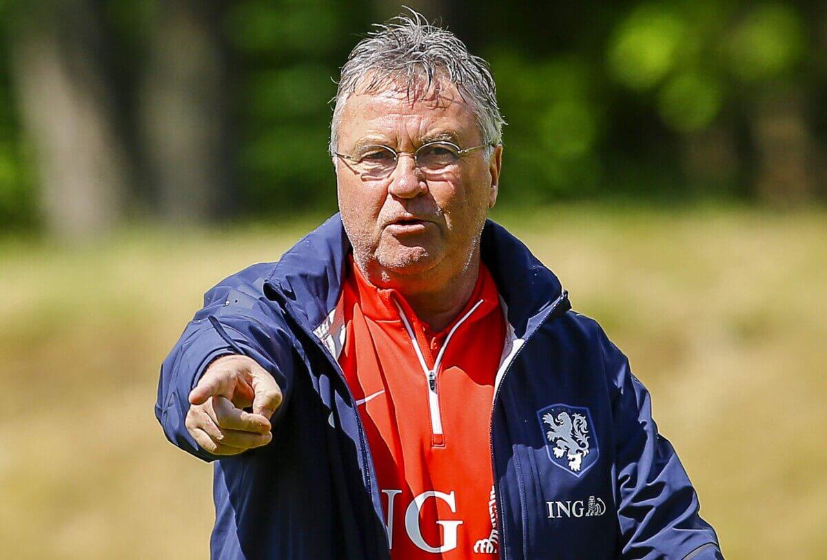 'Hiddink gaf spelers doping'