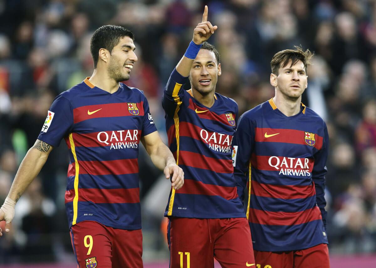 'Manchester gaat voor Messi en Neymar'