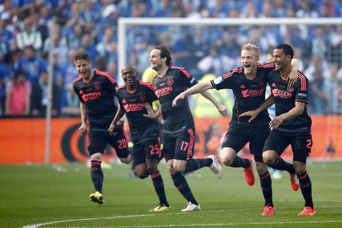 Ajax zet verdediger in de uitverkoop