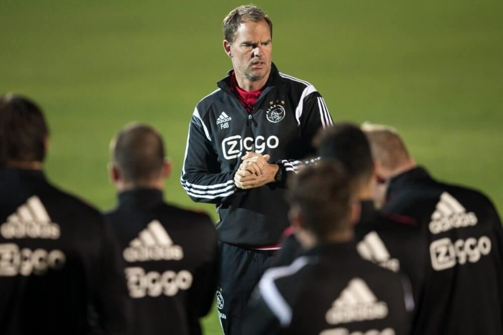De Boer noemt twee mogelijke Ajax-spitsen