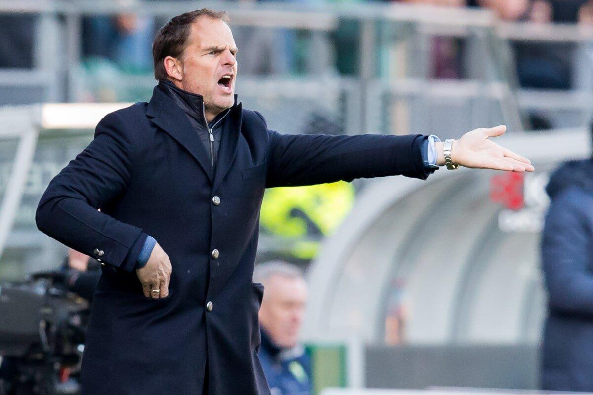 Deze 10 spelers wil De Boer naar Ajax halen