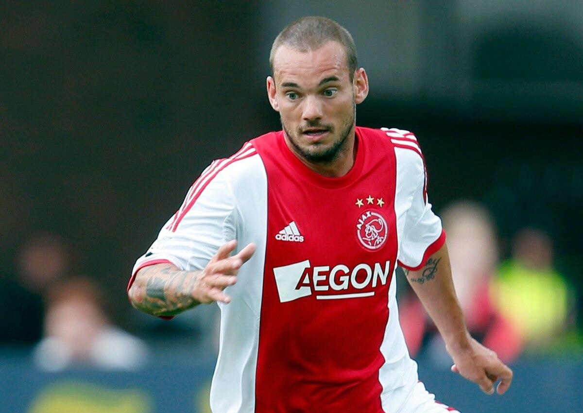 Sneijder terug bij Ajax