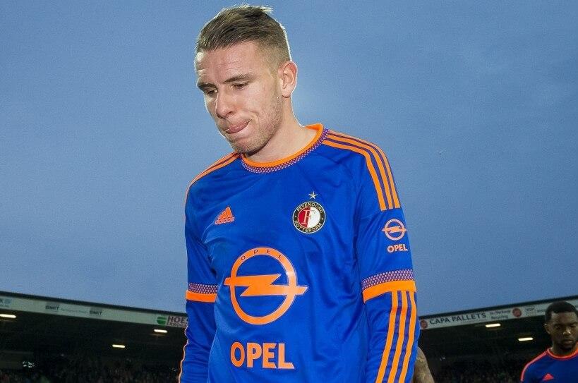 'Van Beek kan weg bij Feyenoord'