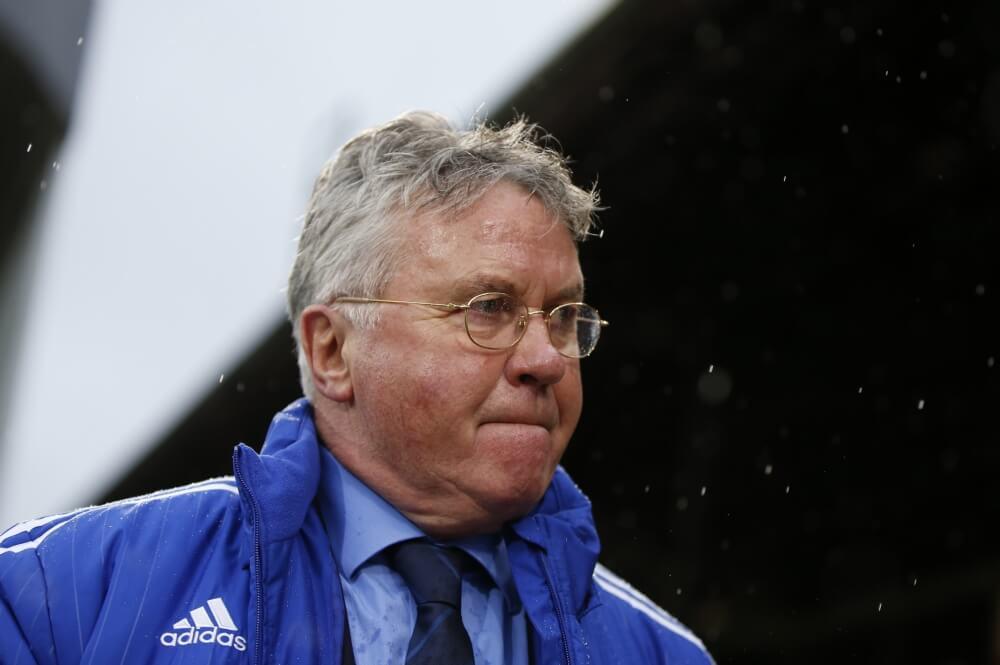"""Chelsea-spelers: """"Hiddink moet blijven"""""""