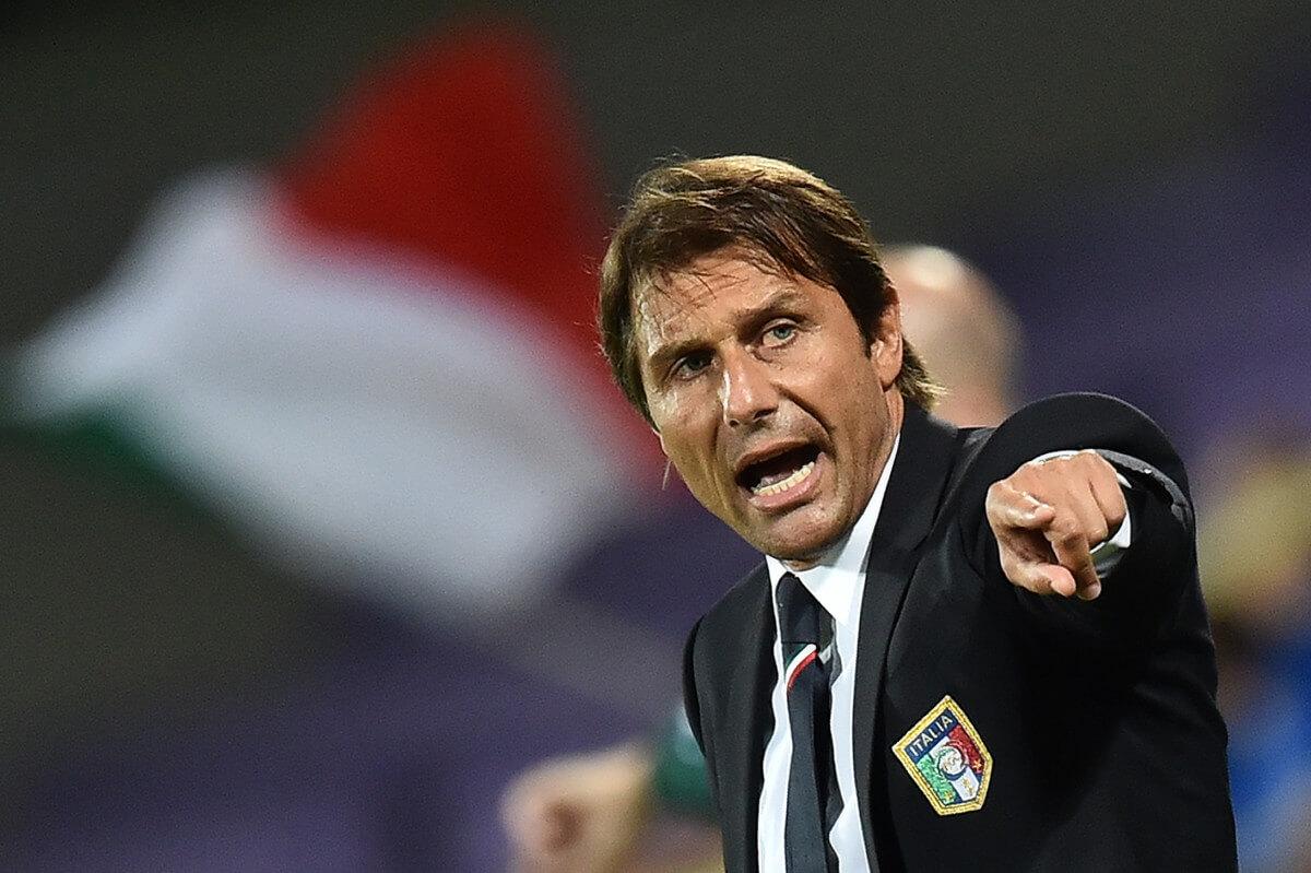 'Conte naar Chelsea'