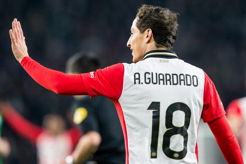 Guardado verlaat PSV voor Spanje