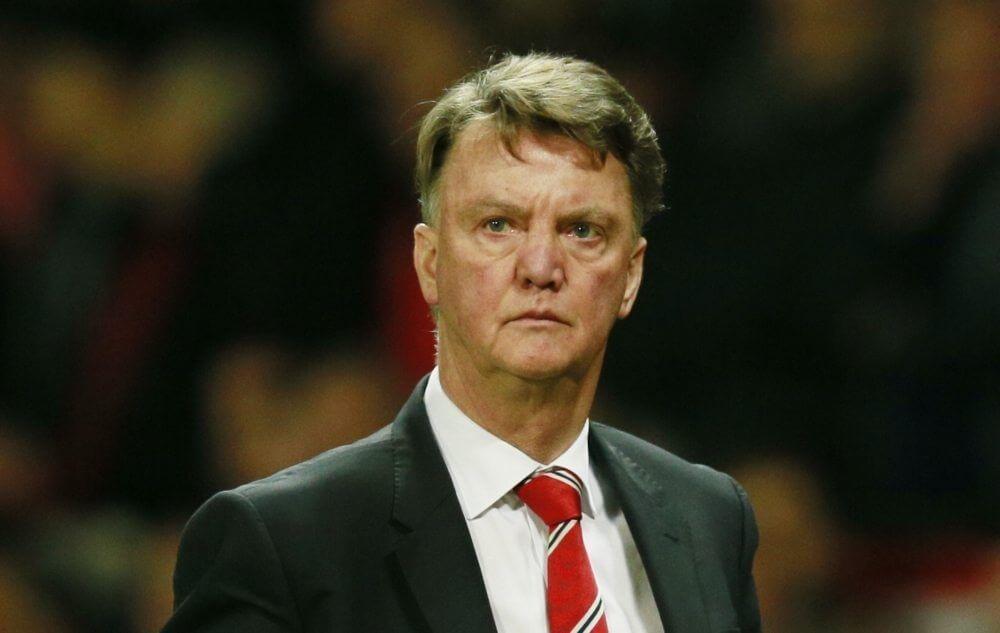 Louis van Gaal wil liever FA Cup winnen