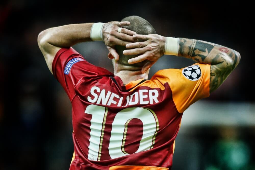 'Sneijder verlaat Galatasaray'