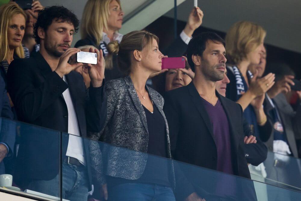Van Bommel en Van Nistelrooy geslaagd