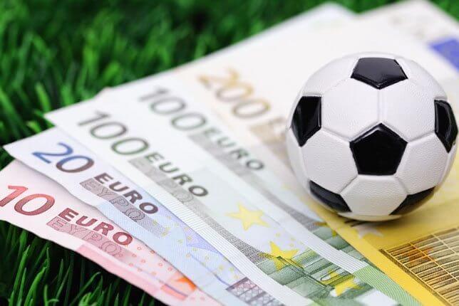 Voetbal gokken met een bonus bij bookmakers