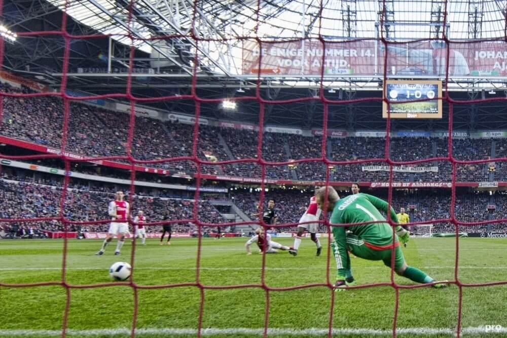 Samenvatting: Ajax - NEC (2-2)
