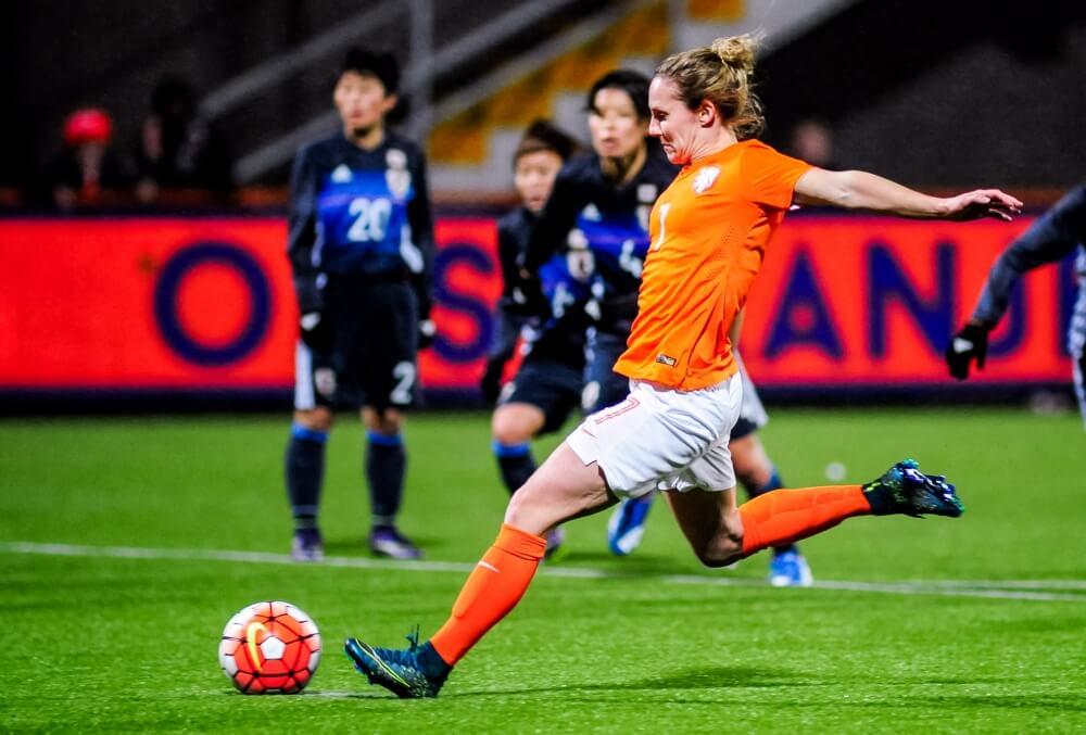 De 10 mooiste goals in het vrouwenvoetbal