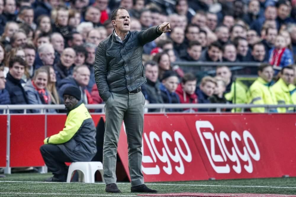 'De Boer moet Wenger opvolgen'