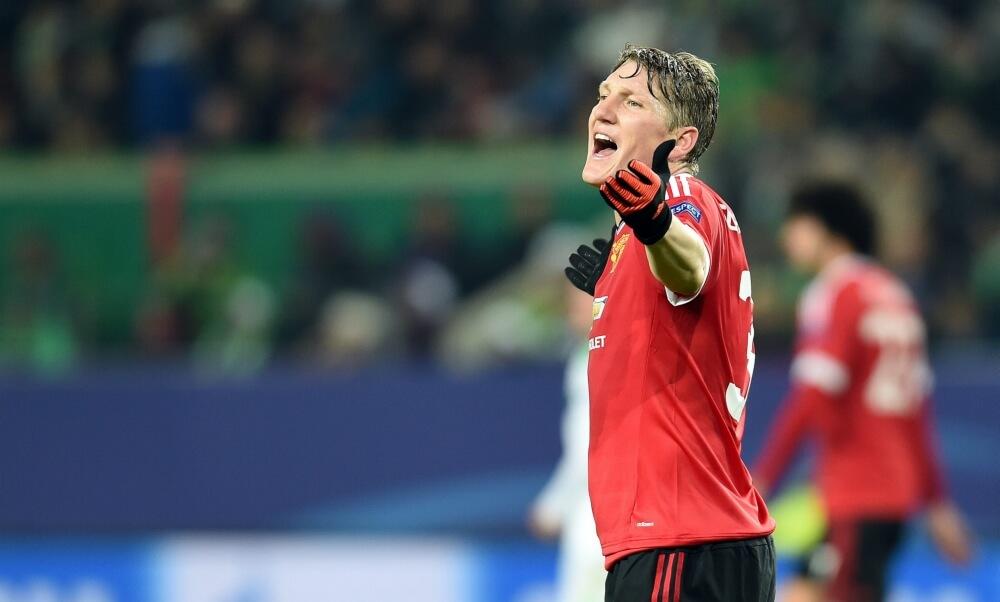 Einde seizoen voor Schweinsteiger