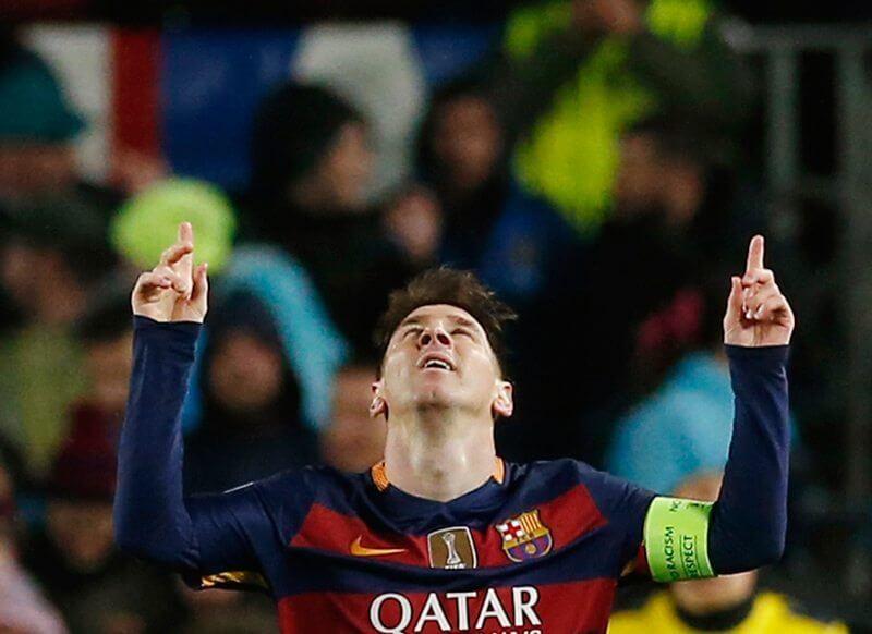 """Messi eert Cruijff: """"Alles aan hem te danken"""""""