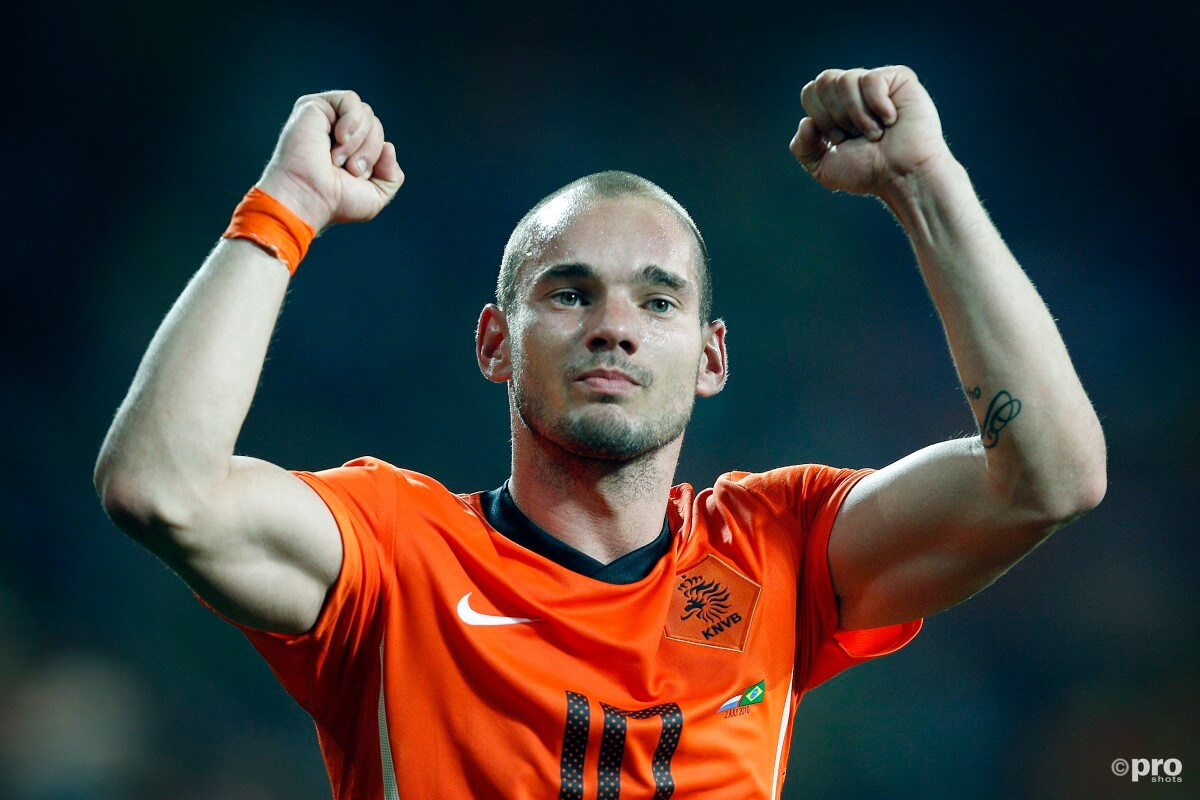 Sneijder praat over terugkeer Ajax