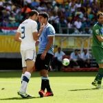 Suarez bijt opnieuw van zich af