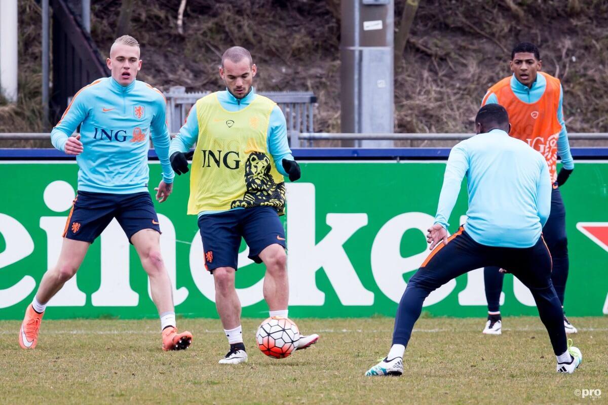 Vertrek Sneijder steeds dichterbij