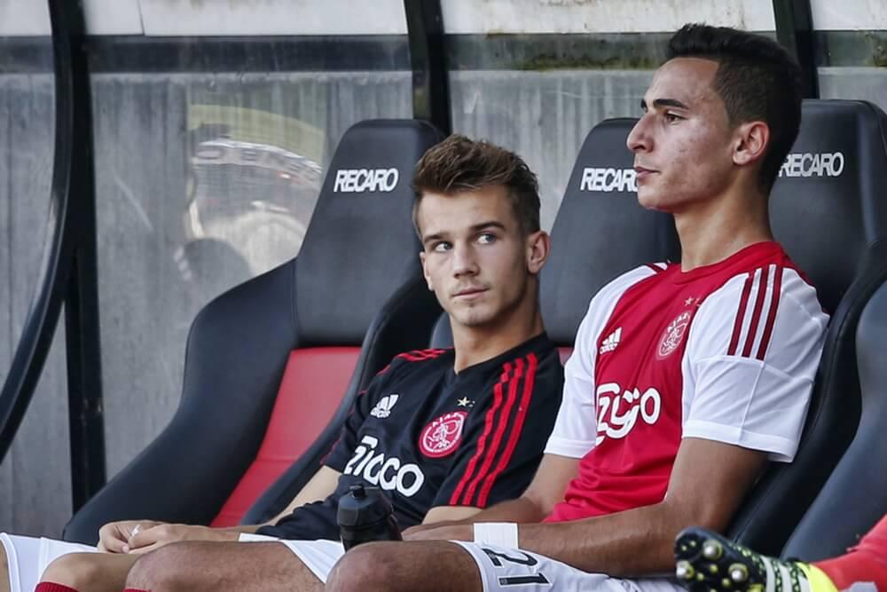 Ajax definitief zonder El Ghazi