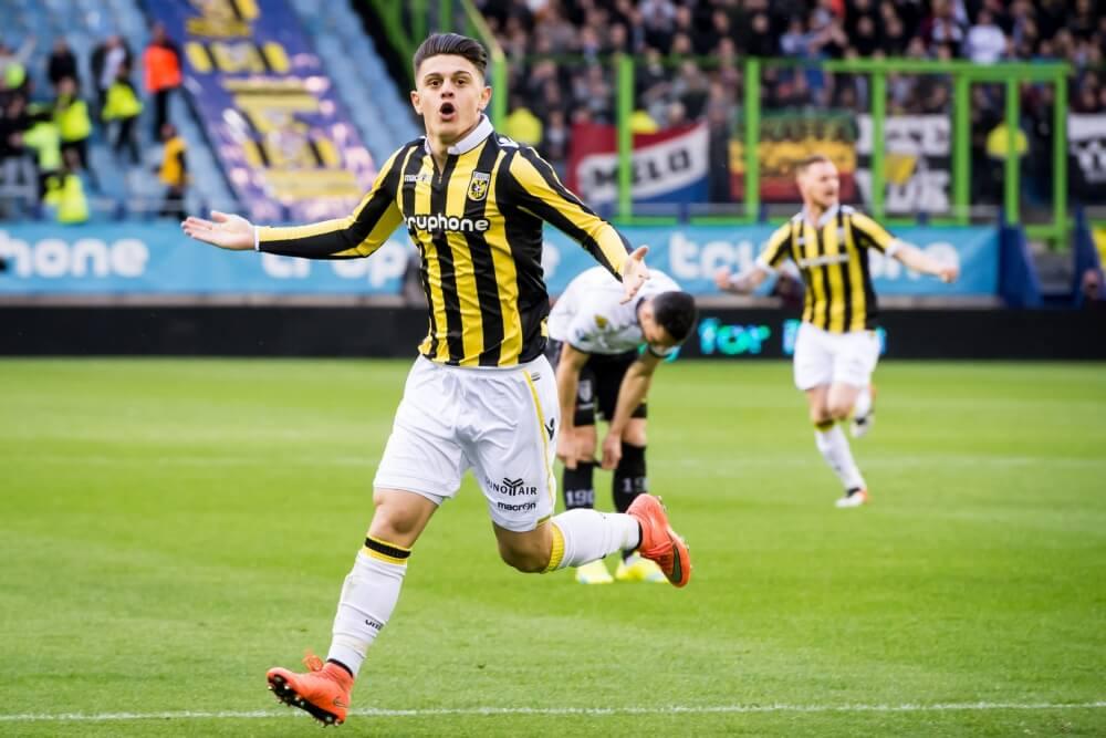 'Clubs strijden om Eredivisie-sensatie'