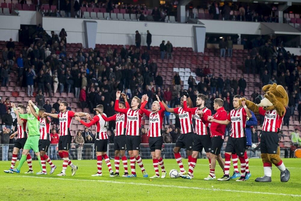 PSV maakt nog twee keer kans op titel eredivisie