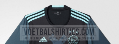 'Dit zijn de nieuwe tenues van Ajax'