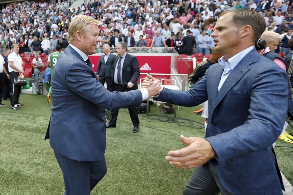 'Engelse interesse voor Nederlandse coaches'