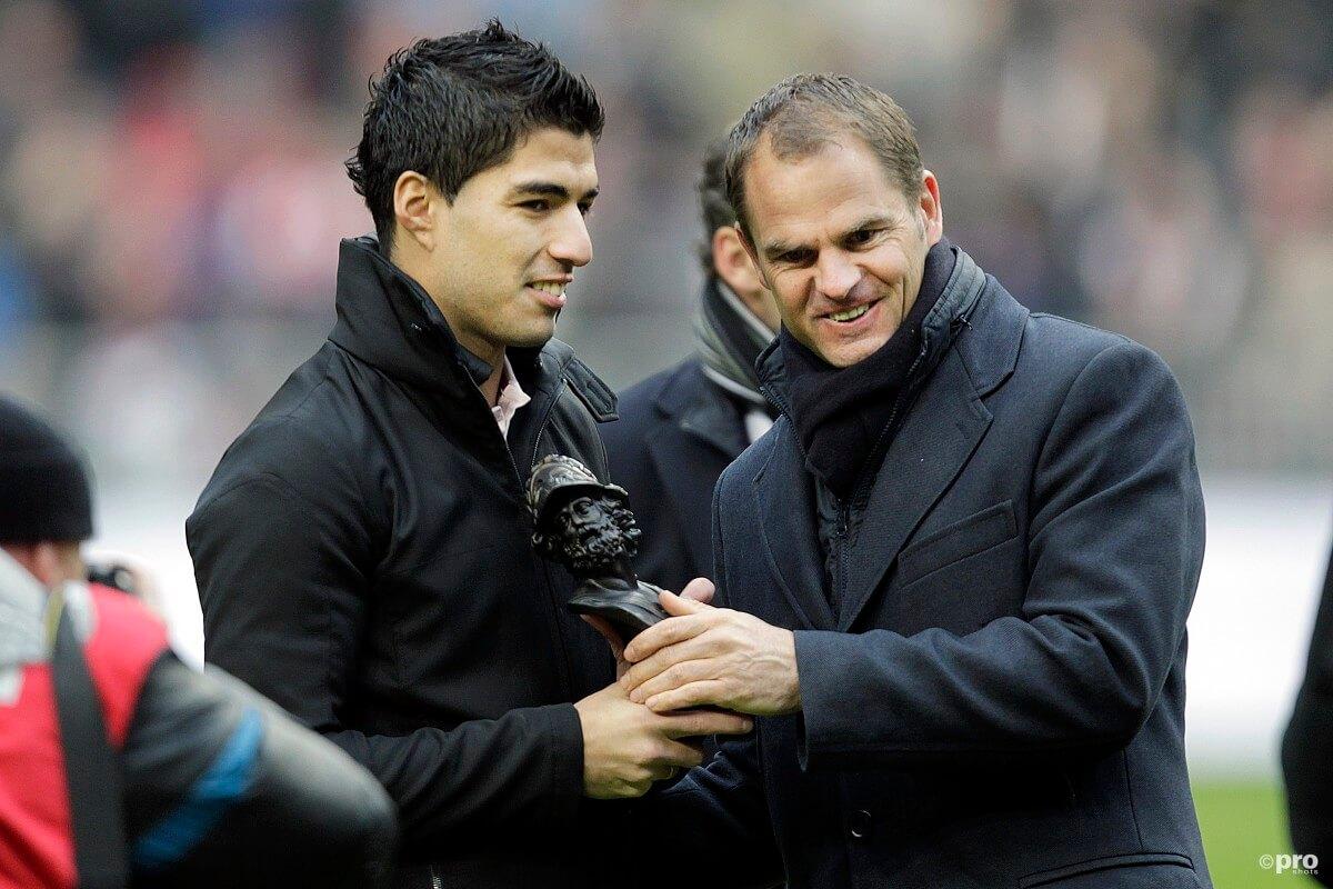 Luis Suárez wil terug naar Ajax
