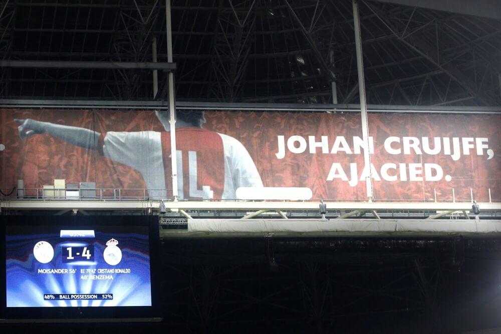 Familie Cruijff zet vraagtekens rondom getreuzel Arena