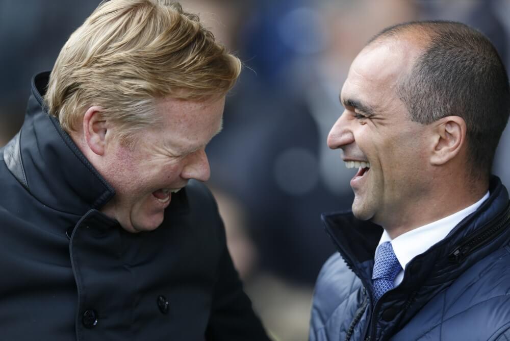 'Twee Nederlanders op verlanglijstje Everton'