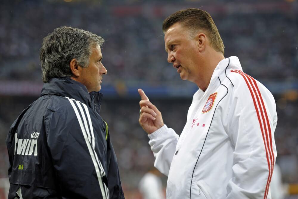 'Van Gaal én Mourinho geloven in baan bij United'