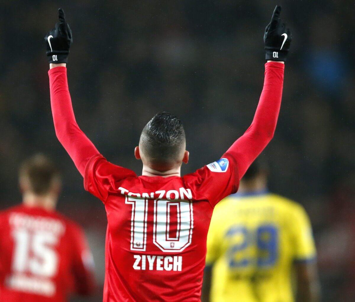 'Ziyech wordt de nieuwe Cruijf'