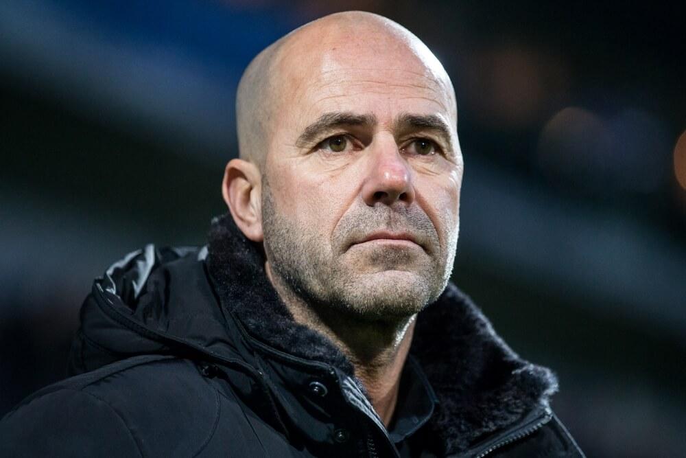 'Ajax betaalt half miljoen voor Bosz'