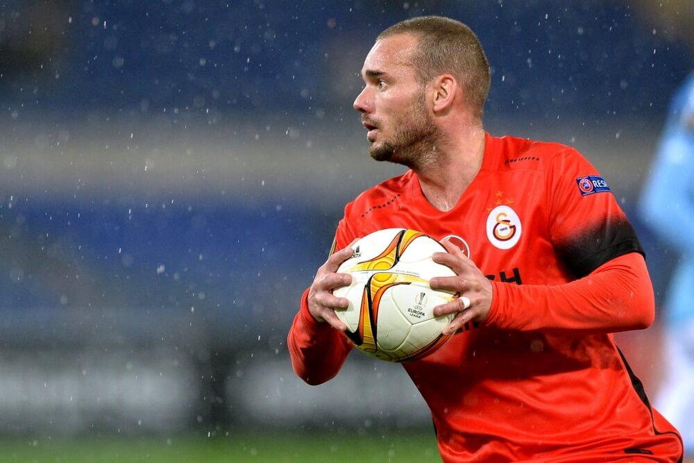 'Sneijder staat op het punt te tekenen bij MLS-club'