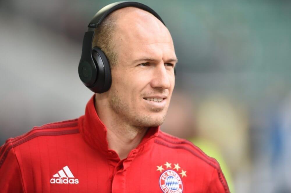 'Robben sprak zich uit tegen Ancelotti'