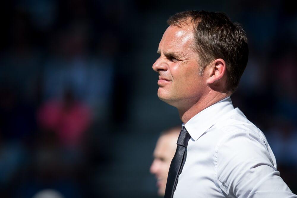 De Boer ontslagen bij Inter