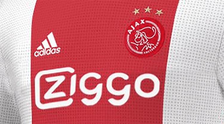 'Dit is het nieuwe thuisshirt van Ajax'