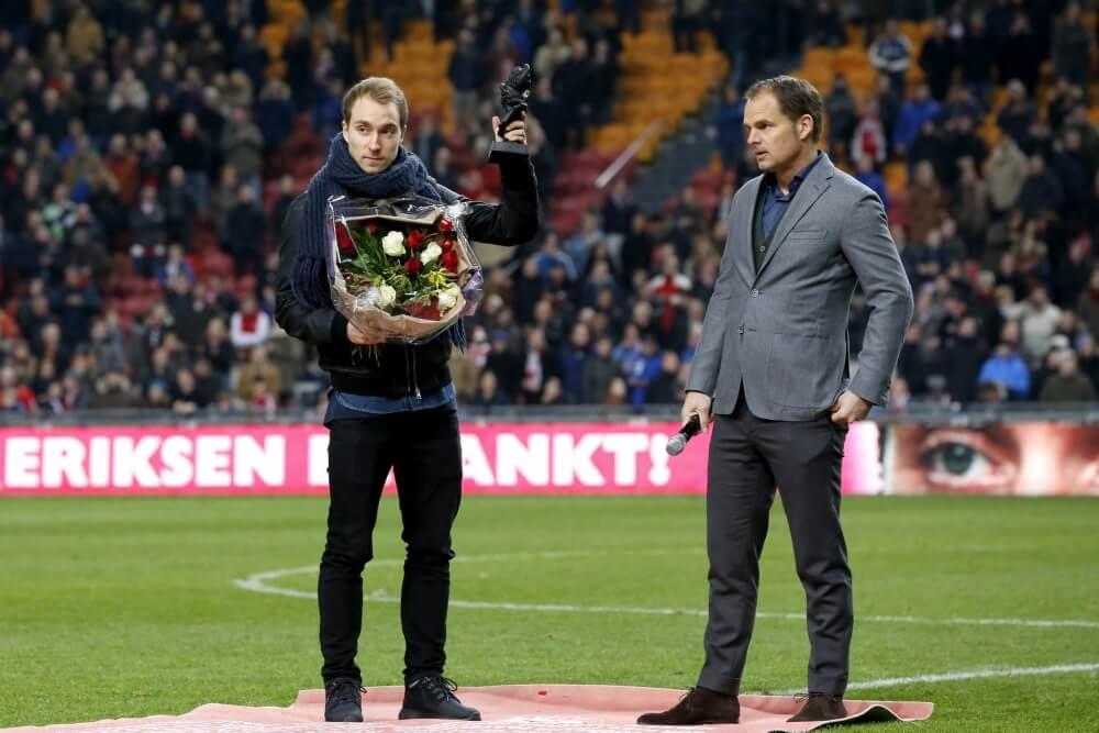 """Frank de Boer: """"Ik volg ze nog altijd op de voet"""""""