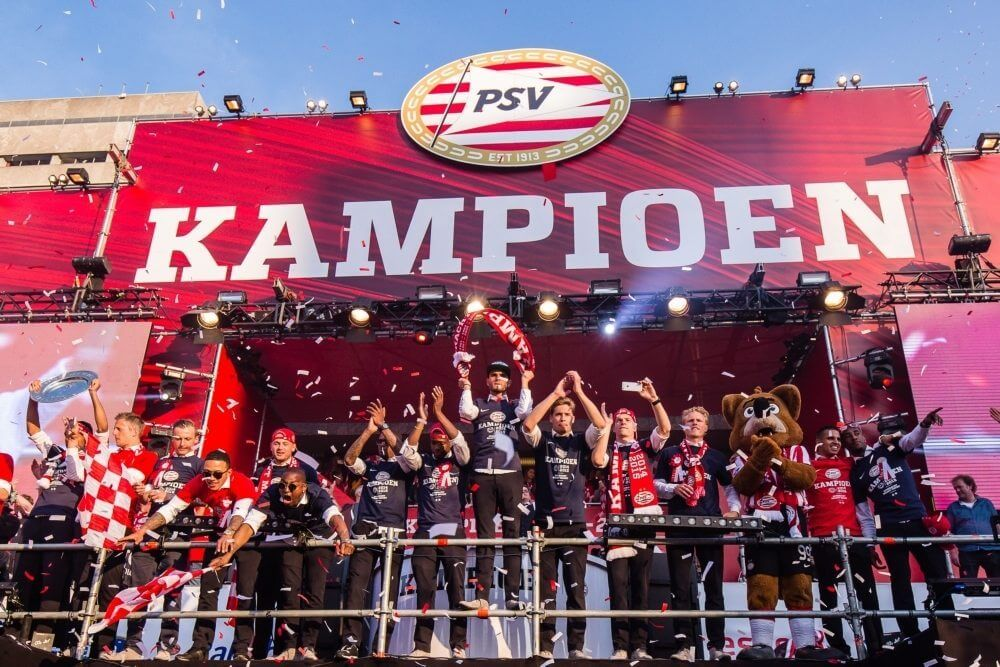 Huldiging PSV op maandagavond • Voetbalblog • Nieuws over ...